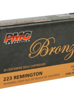 .223 Ammo by PMC - 55gr FMJBT