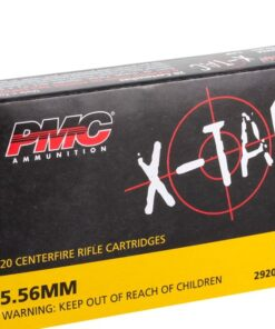 5.56x45 Ammo by PMC - 62gr FMJ XM855