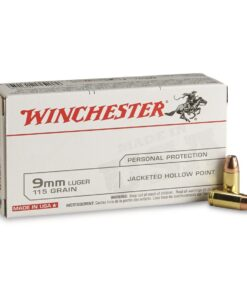 WINCHESTER NATO 9MM LUGER