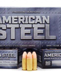 AMERICAN STEEL - 9MM