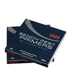 CCI - #BR2 LARGE RIFLE PRIMERS (Benchrest) Box of 1000